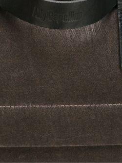 Портфель Robin Ally Capellino                                                                                                              коричневый цвет