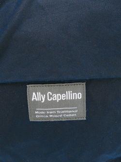 Сумка-Почтальонка Jeremy Ally Capellino                                                                                                              синий цвет