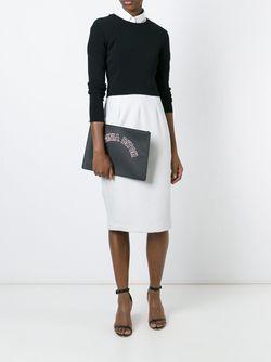 Клатч Virginia Bitch Givenchy                                                                                                              чёрный цвет