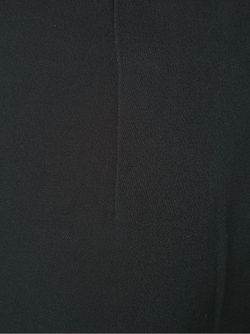 Брюки Кроя Слим Antonio Berardi                                                                                                              черный цвет