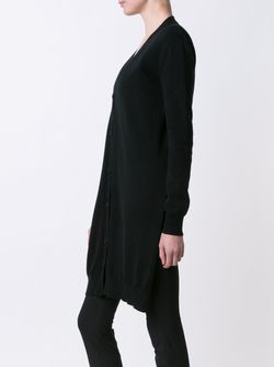 Long Cardigan Tomas Maier                                                                                                              черный цвет