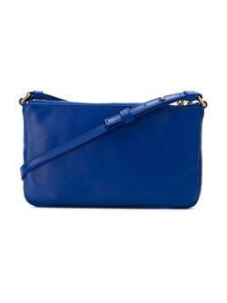 Сумка Через Плечо Monogram Saint Laurent                                                                                                              синий цвет