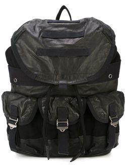 Рюкзак L-Breaking Back Diesel                                                                                                              чёрный цвет