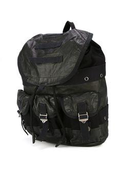Рюкзак L-Breaking Back Diesel                                                                                                              черный цвет