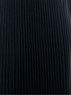 Плиссированная Юбка-Миди Cedric Charlier                                                                                                              черный цвет