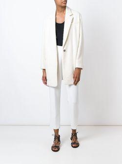 Классическое Пальто Isabel Marant                                                                                                              Nude & Neutrals цвет