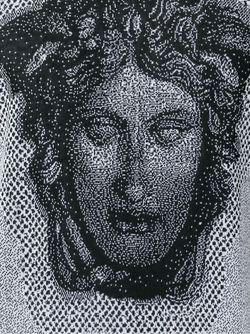 Свитер Medusa Versace                                                                                                              серый цвет