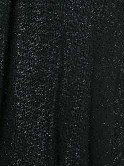 Юбка А-Образного Кроя Michael Michael Kors                                                                                                              черный цвет