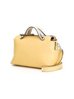 Сумка-Тоут By The Way Fendi                                                                                                              желтый цвет