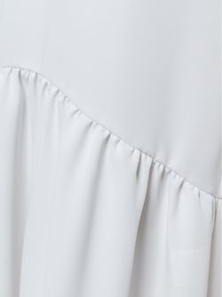 Платье Без Рукавов P.A.R.O.S.H.                                                                                                              белый цвет