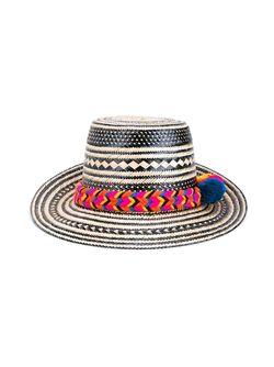 Шляпа С Помпоном YOSUZI                                                                                                              многоцветный цвет