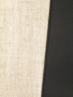Сумка С Контрастными Панелями Narciso Rodriguez                                                                                                              чёрный цвет
