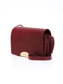 Сумка На Плечо С Откидным Клапаном Maison Margiela                                                                                                              красный цвет
