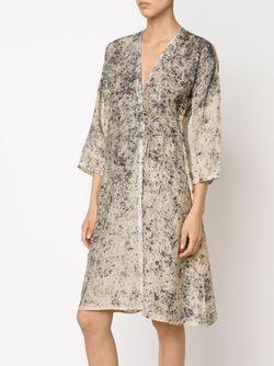 Платье С Запахом Dosa                                                                                                              Nude & Neutrals цвет
