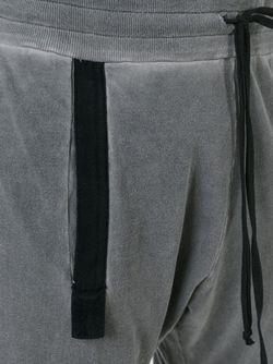 Укороченные Спортивные Брюки LOST AND FOUND ROOMS                                                                                                              серый цвет