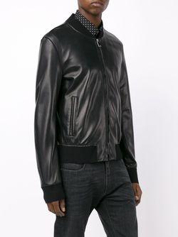 Классическая Куртка-Бомбер Dolce & Gabbana                                                                                                              черный цвет
