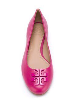 Балетки Lowell 2 Tory Burch                                                                                                              розовый цвет