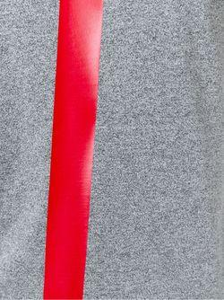 Топ Colour Tip Mcq Alexander Mcqueen                                                                                                              серый цвет