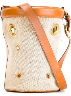 Сумка-Мешок Mangeoire Hermès Vintage                                                                                                              Nude & Neutrals цвет
