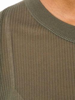 Топ С Длинными Рукавами Rick Owens                                                                                                              зелёный цвет