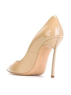 Туфли На Шпильках Casadei                                                                                                              Nude & Neutrals цвет