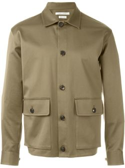 Куртка В Стиле Милитари Marc Jacobs                                                                                                              зелёный цвет