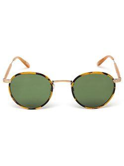 Солнцезащитные Очки Wilson GARRETT LEIGHT                                                                                                              зелёный цвет