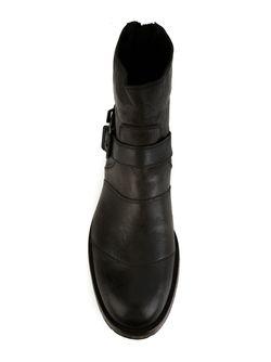 Ботинки По Щиколотку Trialmaster Belstaff                                                                                                              черный цвет