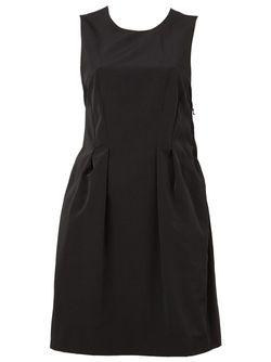 Back Bow Dress Lanvin                                                                                                              черный цвет