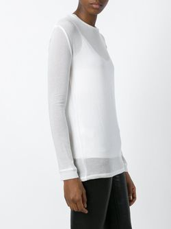 Свитер Satine Iro                                                                                                              белый цвет