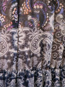 Платье Elisa Saloni                                                                                                              синий цвет