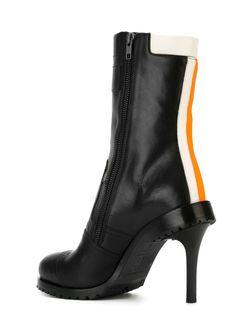 Ботинки На Шпильке A.F.Vandevorst                                                                                                              чёрный цвет