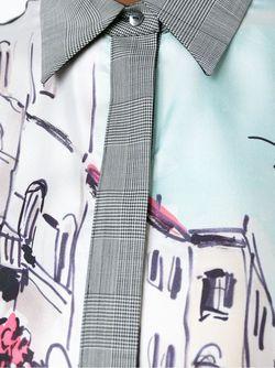 Рубашка С Принтом Venice Antonio Marras                                                                                                              многоцветный цвет