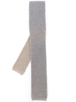 Трикотажный Галстук Eleventy                                                                                                              серый цвет