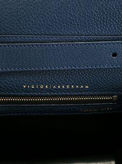 Сумка На Плечо С Откидным Клапаном Victoria Beckham                                                                                                              синий цвет