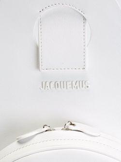 Клатч Peinture JACQUEMUS                                                                                                              белый цвет