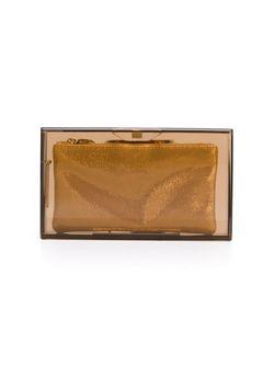 Клатч Accessorised Pandora Charlotte Olympia                                                                                                              коричневый цвет