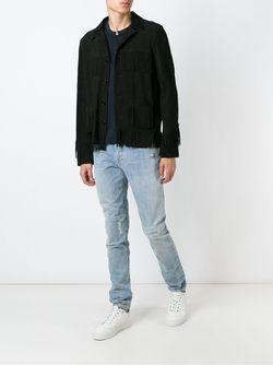 Пиджак Curtis Saint Laurent                                                                                                              чёрный цвет