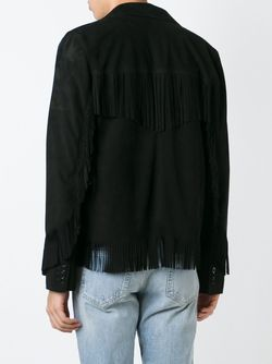 Пиджак Curtis Saint Laurent                                                                                                              черный цвет