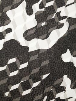 Клатч С Геометрическим Принтом Pierre Hardy                                                                                                              чёрный цвет