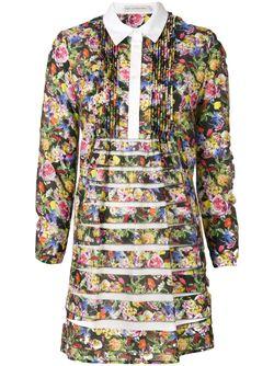 Платье-Блузка Caule Mary Katrantzou                                                                                                              черный цвет