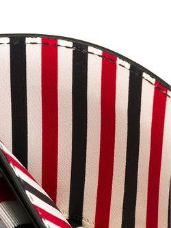 Классическая Визитница Thom Browne                                                                                                              черный цвет