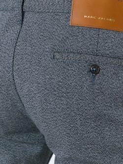 Классические Чиносы Marc Jacobs                                                                                                              синий цвет