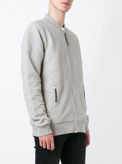 Куртка-Бомбер Kingston Soulland                                                                                                              серый цвет