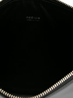 Клатч С Кружевной Отделкой Rochas                                                                                                              черный цвет