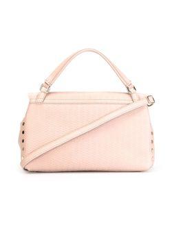 Сумка-Сэтчел Postina Carrara ZANELLATO                                                                                                              розовый цвет