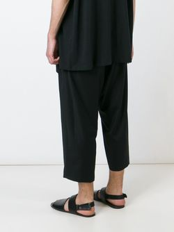 Drop Crotch Trousers D. Gnak                                                                                                              чёрный цвет