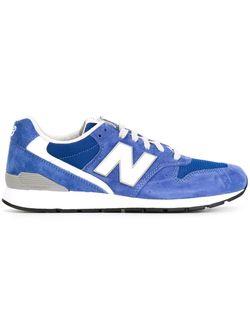 Кроссовки 996 New Balance                                                                                                              синий цвет