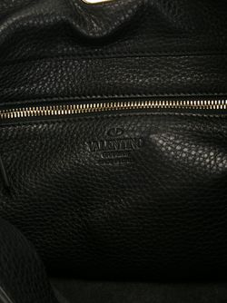 Сумка На Плечо Rockstud Valentino Garavani                                                                                                              чёрный цвет