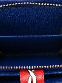 Кошелек С Принтом Carretto Siciliano Dolce & Gabbana                                                                                                              синий цвет